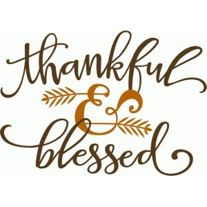 From my Hart:Thankful