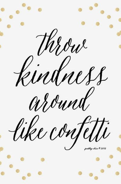 From my Hart:Kindness